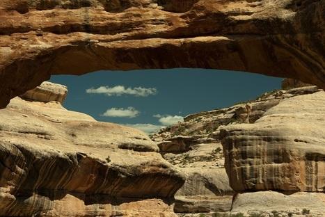 Natural Bridges National Monument, un parc à ne pas rater | AmeriKat | Scoop.it