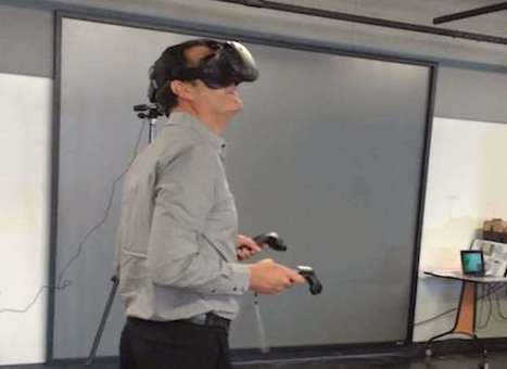 Mixed Reality: From the Design Lab to the Professions -- Campus Technology | Augmented, Alternate and Virtual Realities in Higher Education | Scoop.it