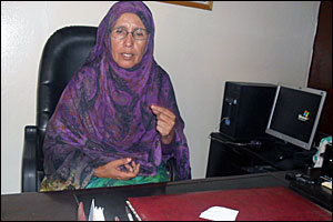 Mauritanian activist talks about women as agents of change | Coveting Freedom | Scoop.it