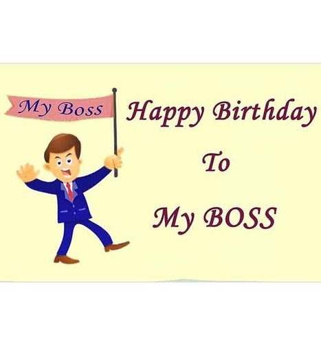 30 Birthday Wishes For Boss Happy To