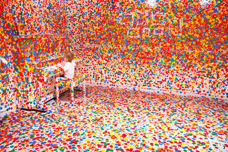 This is What Happens When You Give Thousands of Stickers to Thousands of Kids | Visual*~*Revolution | Scoop.it
