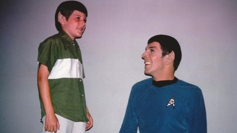 Leonard Nimoy's son beams up 'Mr. Spock' documentary | Pahndeepah Perceptions | Scoop.it