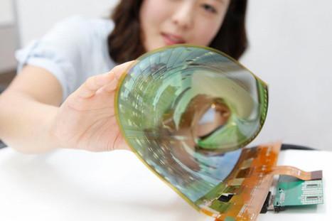 LG se une a Ignis Innovation para fabricar pantallas flexibles para sus smartphones - Digital Trends Español | eSalud Social Media | Scoop.it