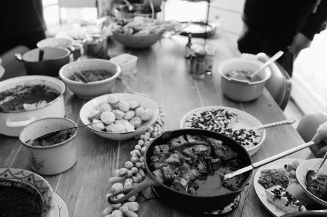 In 'Original Local,' Thanksgiving Recipes From The First Americans | Local Food Systems | Scoop.it