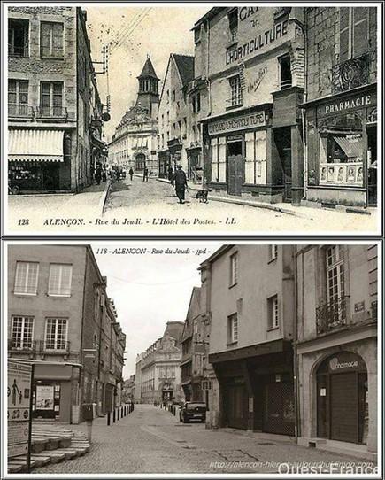 Jean-Philippe Douet, le web mémoire d'Alençon - Alençon.maville.com | Nos Racines | Scoop.it