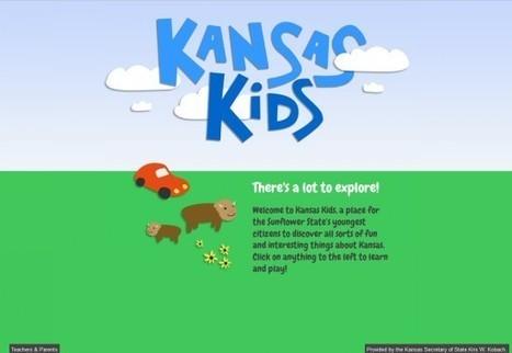 A Collection of 28 Cute Websites Designed for Kids | 7plusDezine | Web & Graphic Design | Scoop.it