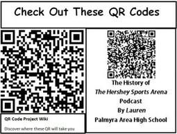 Siemens STEM - QR Codes in the STEM Classroom | The Best of QRcode | Scoop.it