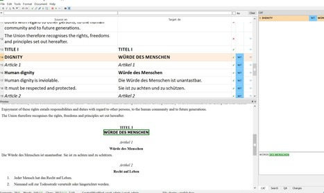 Introducing In-Context Preview for Microsoft Word, HTML and XML in Memsource Desktop Editor (from Memsource website) | Translator Tools | Scoop.it