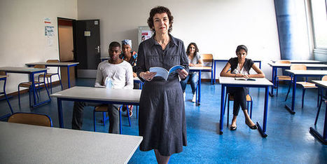 #CeuxQuiFont Une prof de français pousse ses élèves de Clichy-sous-Bois à se réapproprier leur vie par l'#écriture   Mots & Langage   Scoop.it