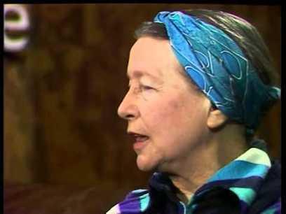 Simone de Beauvoir - Interview - YouTube | H.A.Z.L.O.R.E.A.L web 3.0 | Scoop.it