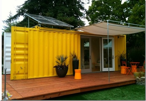 Containerliving Net Shipping Container