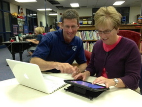 The Early Results Of An iPad Classroom Are In. - Edudemic | John Dewey | Scoop.it