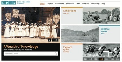 The National Digital Public Library is launched | This Gives Me Hope | Scoop.it