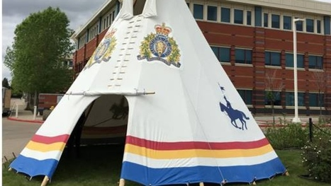 Please return our teepee canvas, Alberta Mounties ask thief | Archivance - Miscellanées | Scoop.it