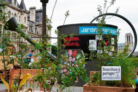 Les citadins reverdissent les villes - National Geographic   Societal and economic Innovation   Scoop.it