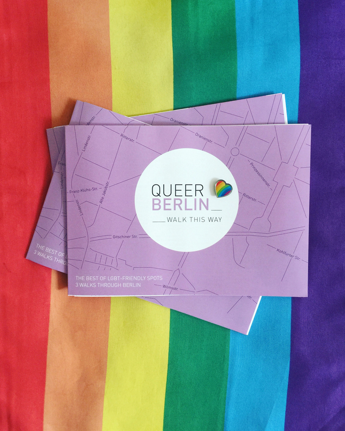 Queer Berlin Tour - A Map of Berlin's Best LGBT Hotspots