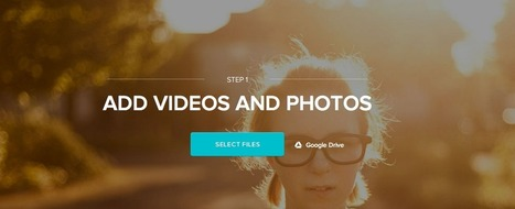 Free Technology for Teachers: Wideo, WeVideo, and Magisto - Three Good Tools for Creating Videos Online | Creating | Scoop.it
