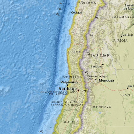 M8.3 - 46km W of Illapel, Chile | Risques et Catastrophes naturelles dans le monde | Scoop.it