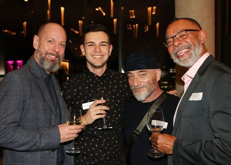 90 professionals came together to network at Out of Office | LGBT Online Media, Marketing and Advertising | Scoop.it