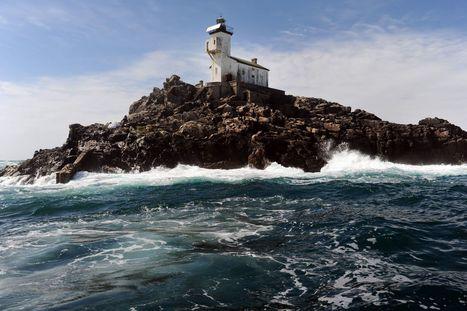 69 jours, seul, dans un phare: il raconte son «paradis sur mer»   COMMUNITY MANAGEMENT - CM2   Scoop.it