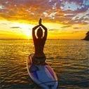 stand up paddle yoga : l'équilibre absolu | Les livres du bien-être | Scoop.it