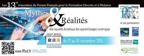 Du 17 au 19/11/2015 - 13es rencontres du FFFOD à Saint-Brieuc   S-eL : semaine e-learning   Scoop.it