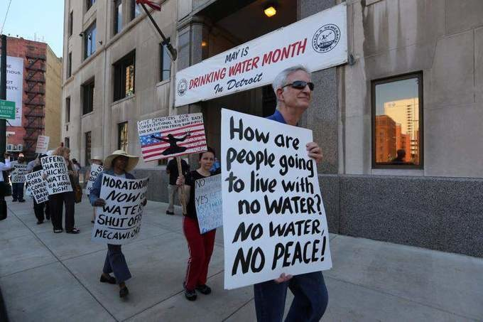 Apartheid in Detroit: Water For Corporations, Not For People | real utopias | Scoop.it