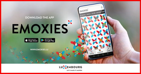 The Luxembourgish Emojis Emoxies Luxembourg