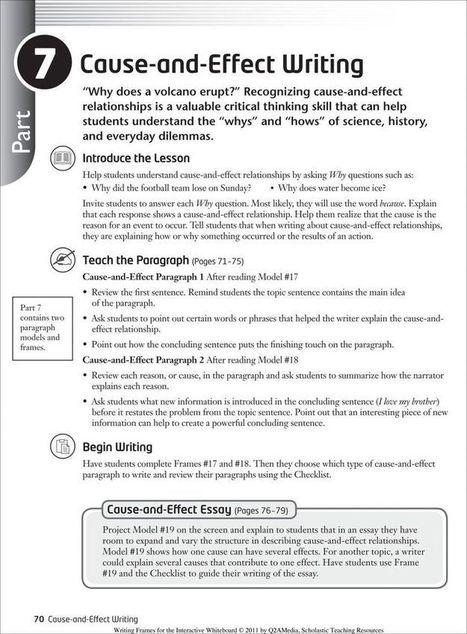 Cause Effect Essay Topics Ielts | dustaufaleda ...
