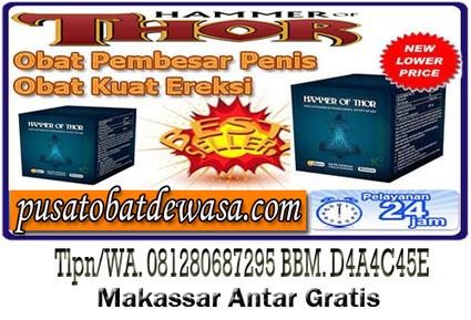 jual hammer of thor di makassar 081280687295