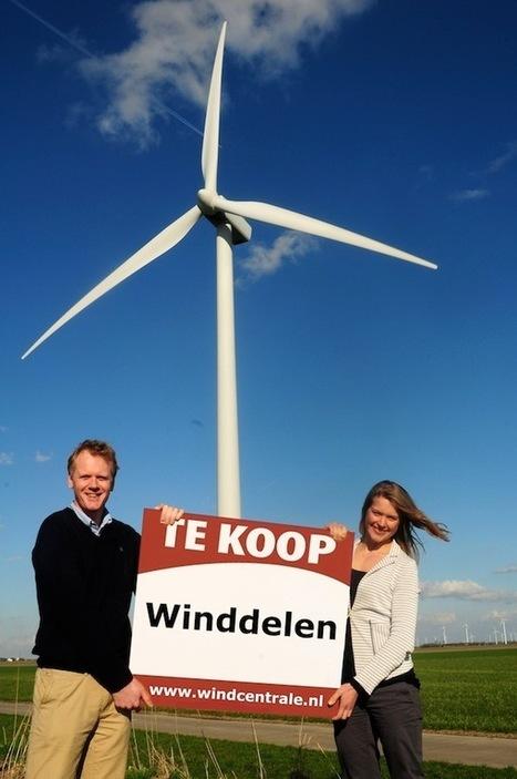 1.700 hogares holandeses compran su propio aerogenerador y establecen un nuevo récord mundial de crowdfunding | Futuretech | estamosimplicados.com | Autoconsumo | Balance Neto | Ahorro y Eficiencia Energética | Scoop.it