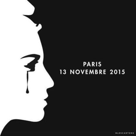13 novembre 2015, attentats à Paris - Le blog de Jacques Le Bris | Epic pics | Scoop.it