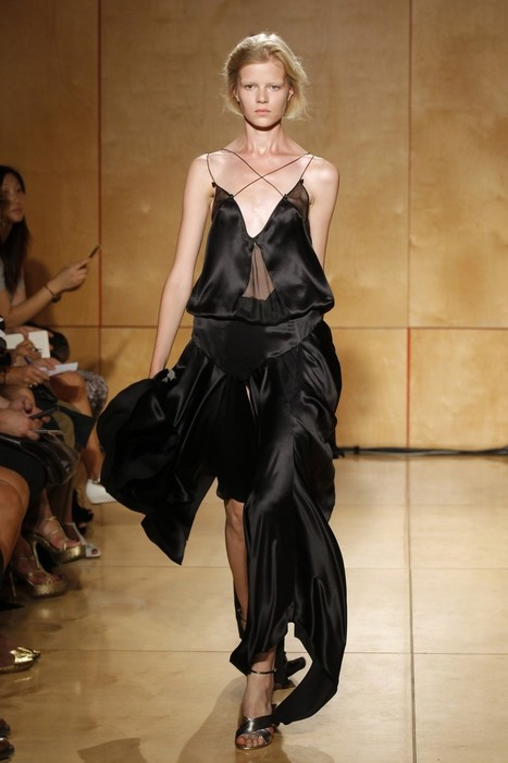 Tantalizing Fashion: Models Flaunt Sheer, See-through 2012 Collection in Paris Fashion Week [PHOTOS] | Xposed | Scoop.it