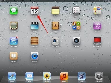 How to Add Gmail Calendars to an iPad | iPads | Scoop.it
