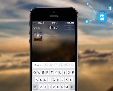New iOS App 'Shutter' Gives You Unlimited Cloud Photo Storage Completely Free | Photo Editing Software and Applications | Scoop.it