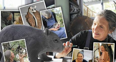 Granite Belt artist inspired by wildlife - Warwick Daily News | Good News for Artists | Scoop.it