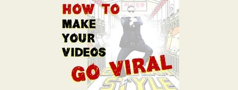 How to Make Your Video Go Viral [SLIDES] - Social Media London | Social Media | Scoop.it