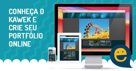 Kawek   Crie seu portfólio on-line em instantes   Cibereducação   Scoop.it