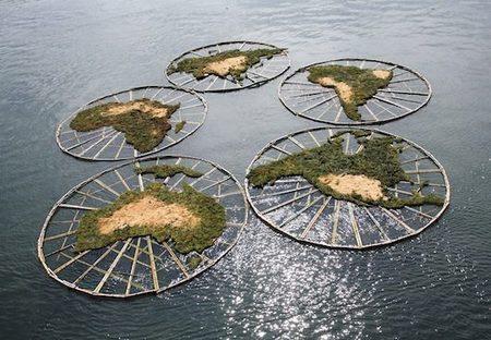 "Ichi Ikeda: ""Five Floating Isles""   Artistes de la Toile   Scoop.it"