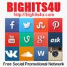 BIGHITS4U.COM - FREE SOCIAL PROMOTION NETWORK