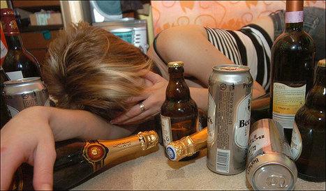 Sapere di uscire con un recupero alcolico