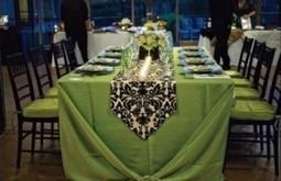 Comment décorer votre salle de mariage ? | Infomariage | Les richesses du web | Scoop.it
