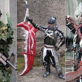 Learn How To Make Swords, Guns, and Other Weapons from Japanese Video Games | Cosplay News | Scoop.it