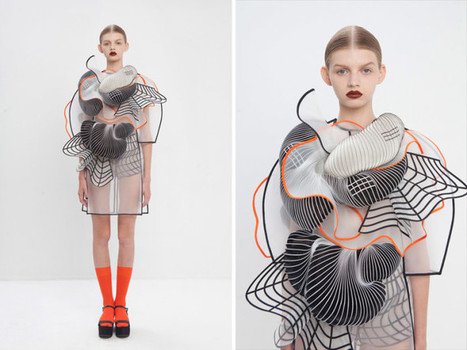 The future of high Fashion: 3D Technology | FashionLab | Scoop.it