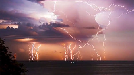 You're more likely to get struck by lightning here than anywhere else on Earth | FCHS AP HUMAN GEOGRAPHY | Scoop.it