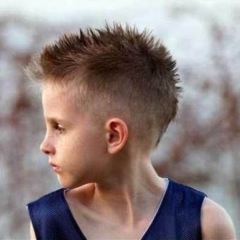 40 ide model rambut anak laki laki 2017 gaya scoop it