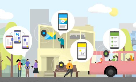 Google lance Eddystone, un concurrent des iBeacon d'Apple ! | Actualité de l'E-COMMERCE et du M-COMMERCE | Scoop.it