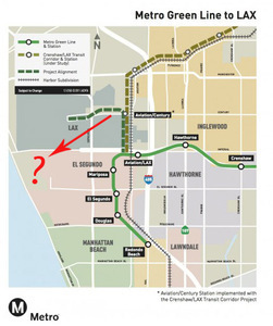 Finally Some Movement on a Rail Connection to LAX | green streets | Scoop.it