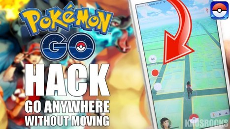 Hack Pokemon Go Tap To Walk Android And