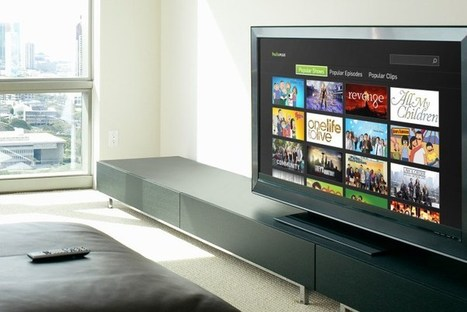 Redesigning its TV apps helped Hulu to grow viewing time by 30 percent | On Top of TV | Scoop.it